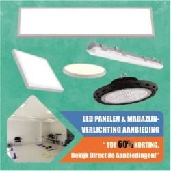 Besled.nl - Tot 55% korting op LED tuinverlichting en bouwlampen