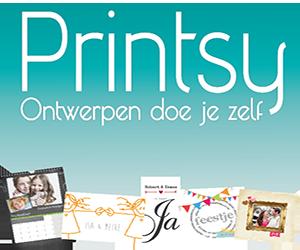 Printsy - Ontwerpen doe je zelf