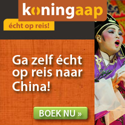 Koningaap - China
