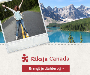 Rondreis Canada Oost Riksja