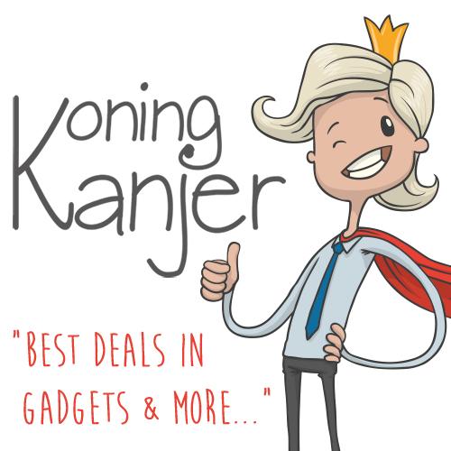Klik hier voor de korting bij Koningkanjer.nl