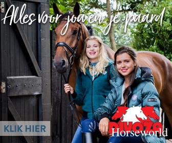 Divoza Horseworld, alles voor jou en je paard.