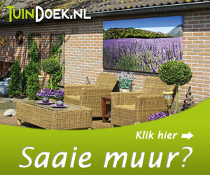 Tuindoek.nl de website voor al uw tuinposters
