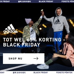 Tot wel 65% korting - Black Friday