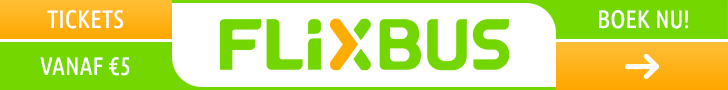FlixBus busreizen in 2020