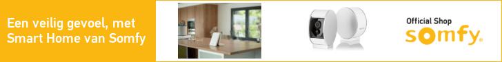 Banner Smart Home Beveiliging