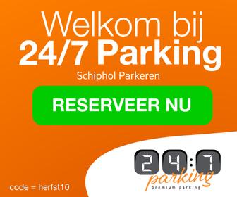 Klik hier voor de korting bij 247parking.nl