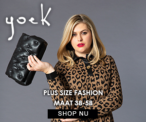 Sale plus size fashion van Yoek  korting tot 50%