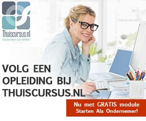 Thuiscursus.nl opleidingen