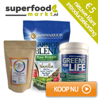 Superfoods, supplementen en natuurvoeding