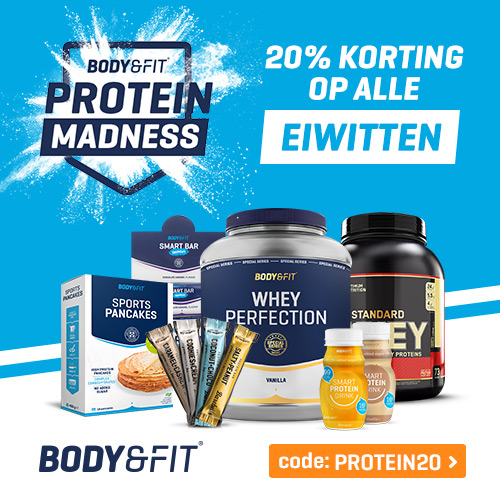 body&fit gift korting