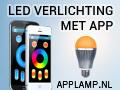 LED verlichting met app