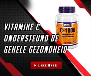vitamine C ondersteund gezondheid