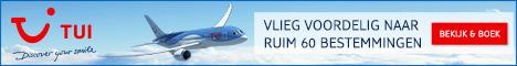 Goedkoop vliegen met TUIFly