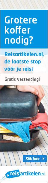 Koffers - gratis verzending