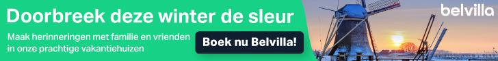 Belvilla.nl – Pasen kortingscode verlengd