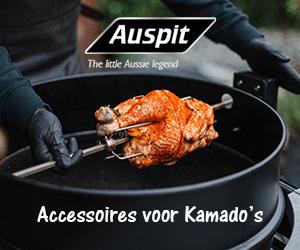 Accessoires voor Kamado's