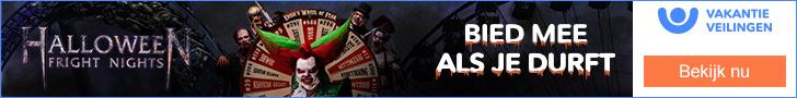 Boek nu je tickets voor Halloween Fright Nights Walibi