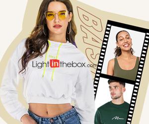 Klik hier voor de korting bij Light in the box NL