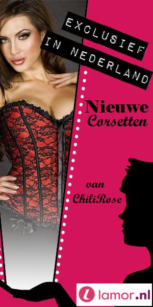 De mooiste corsetten bij lamor.nl