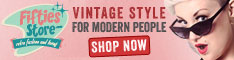 Fifties Store - Vintage Style for Modern People