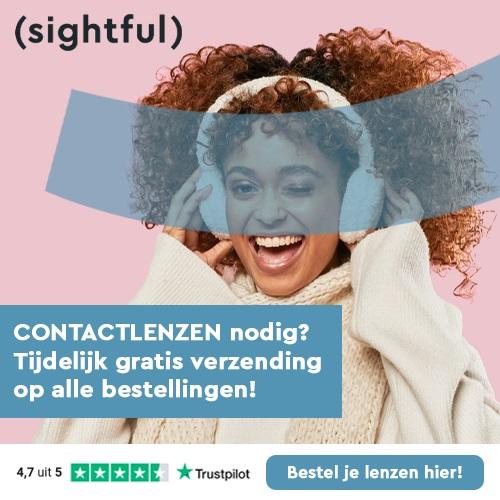 Sightful: €5 Korting Op €60 Bestelling