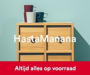 Klik hier voor de korting bij HastaManana.nl