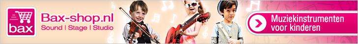 Bax-shop.nl - Muziekinstrumenten voor Kinderen