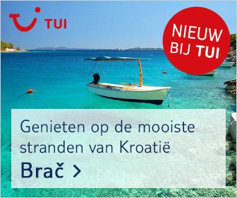 Kroatie Brac
