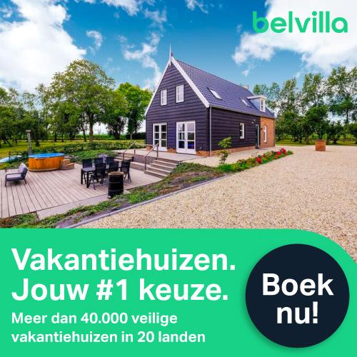 Vakantiehuizen Belvilla