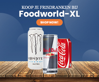 Koop je frisdranken bij Foodworld-XL