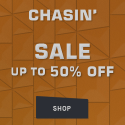 Last Chance: Final Sale at CHASIN'