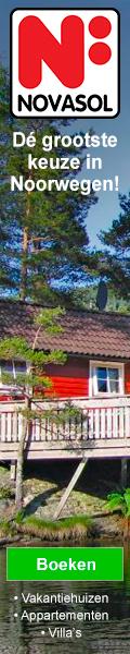 NOVASOL Vakantiehuizen in Noorwegen