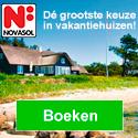 NOVASOL Vakantiehuizen in Zweden