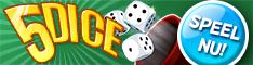 Speel de vernieuwde 5Dice!