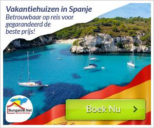 Bungalows Spanje
