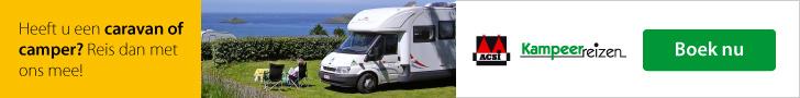 Caravan of camper