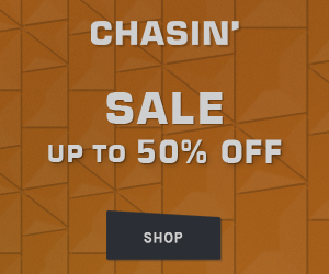 Loads of iconic CHASIN' styles now available for less