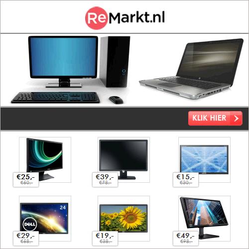 ReMarkt Monitoren