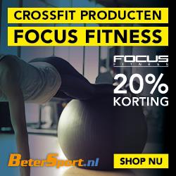 Focus Fitness Crossfit producten - 20% korting