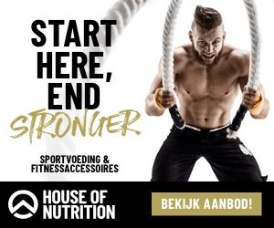 House Of Nutrition - Sportvoeding en Fitnessaccessoires