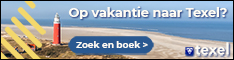 Vakantie Texel, het compleet aanbod van de VVV.
