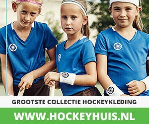 De grootste collectie hockeykleding van Nederland