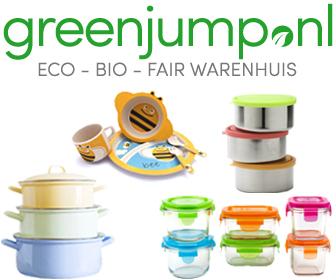 Green Jump eco warenhuis