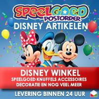 Klik hier voor de korting bij Disney-artikelen