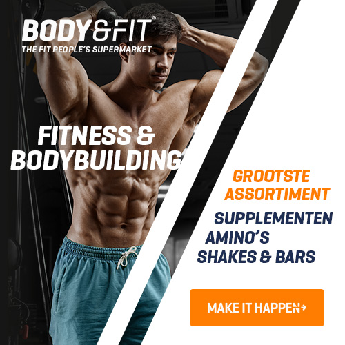 body&fit korting