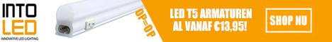 LED Inbouwspots korting tot 25%