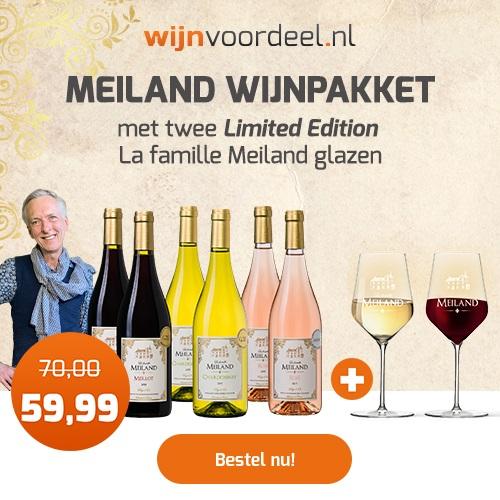 wijnen met kortingen tot 63%