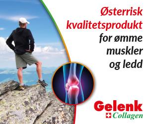 Østerrisk kvalitetsprodukt for ømme muskler og ledd