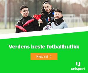Kjøp fotballdrakt hos Unisportstore.no